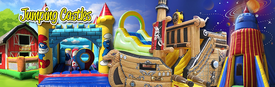 Jumping Castles Banner