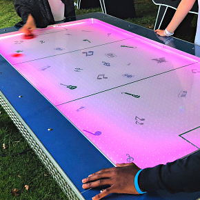 Lumo Air Hockey