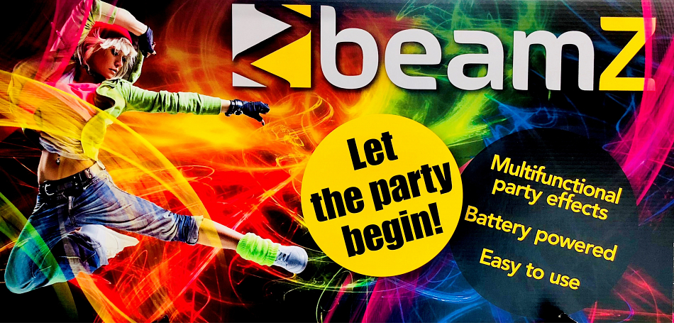 Beamz Party Lighting for Sale