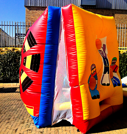 Inflatable playstion